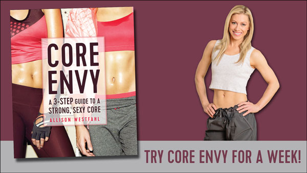 Try Core Envy for a week!