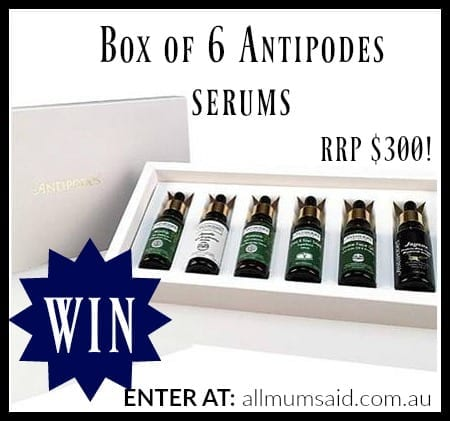 Want Bright Youthful Skin? Try The Antipodes Serum Range