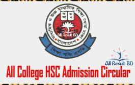 All College HSC Admission Circular Form 2015 Download