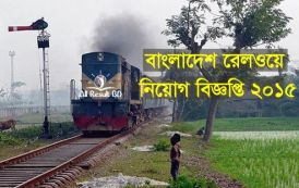 Bangladesh Railway khalasi Recruitment Result Notice 2015