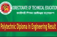 Polytechnic Diploma in Engineering Result 2015 bteb.gov.bd