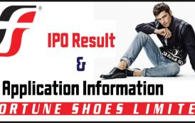 Fortune Shoes Limited IPO Result & Application Information