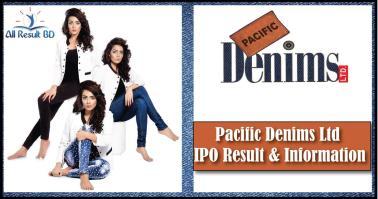 Pacific Denims Ltd IPO Result
