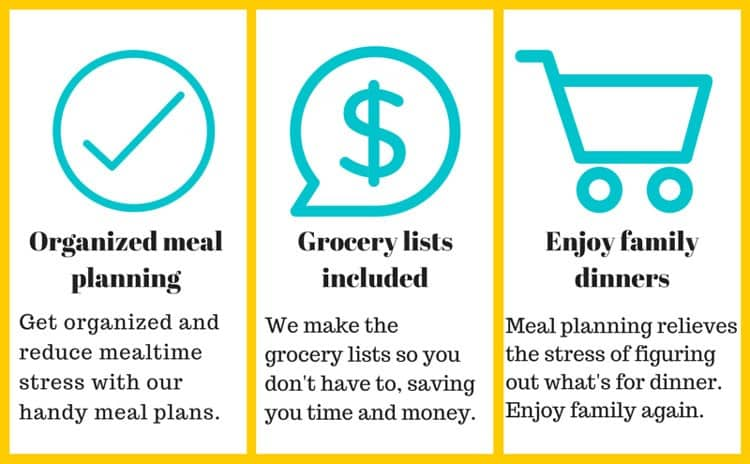 Organized-meal-planning
