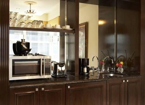 Kimberely Hotel kitchen