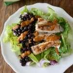 #ad- Easy Grilled Chicken- Chipotle Chicken Salad  #TysonMovieTicket  #shop