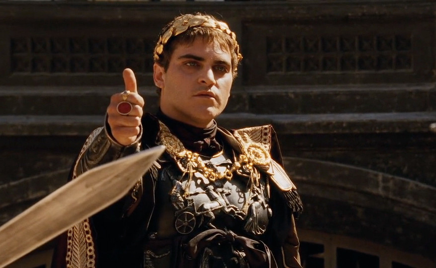 Commodus_thumbs_up