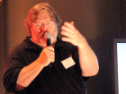 Valve co-founder Gabe Newell, in 2012.