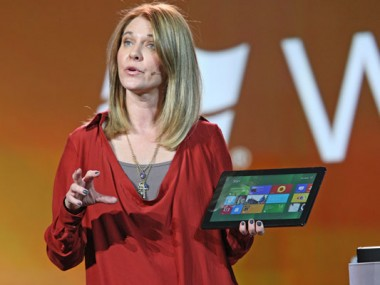 Tami Reller Windows 8