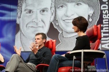 Motorola's Dennis Woodside and Regina Dugan: The Full D11 Interview (Video)