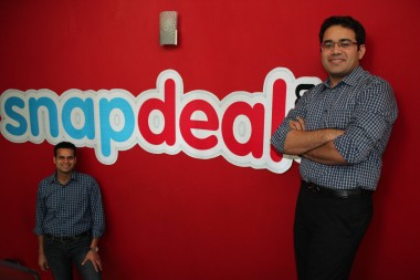 (right) CEO Kunal Bahl