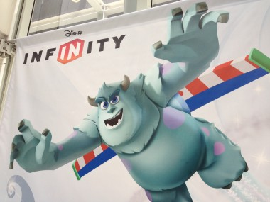 sulley buzz disney infinity