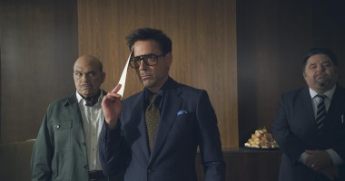Robert Downey Jr HTC ad