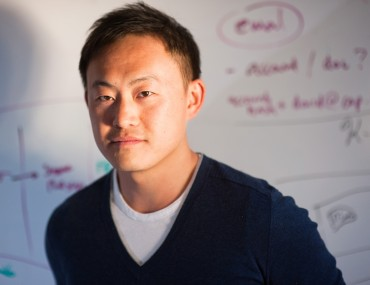 Captricity founder and CEO Kuang Chen