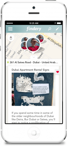 Caterina Fake s Findery Launches Mobile App for Stories About Places AllThingsD