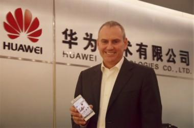 Colin Giles Huawei