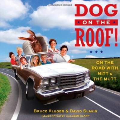 Mitt and the Mutt and How I Feel About Political Satire