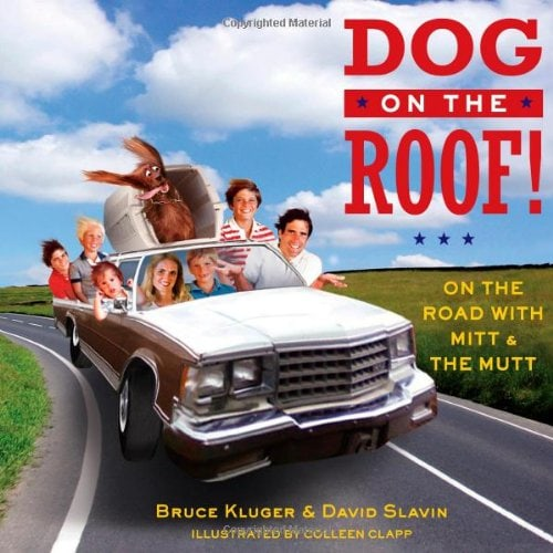 Dog on the Roof! book