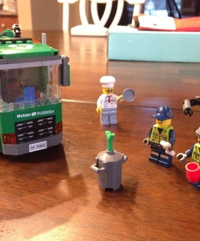 Ever Consider Renting Your LEGO Sets?