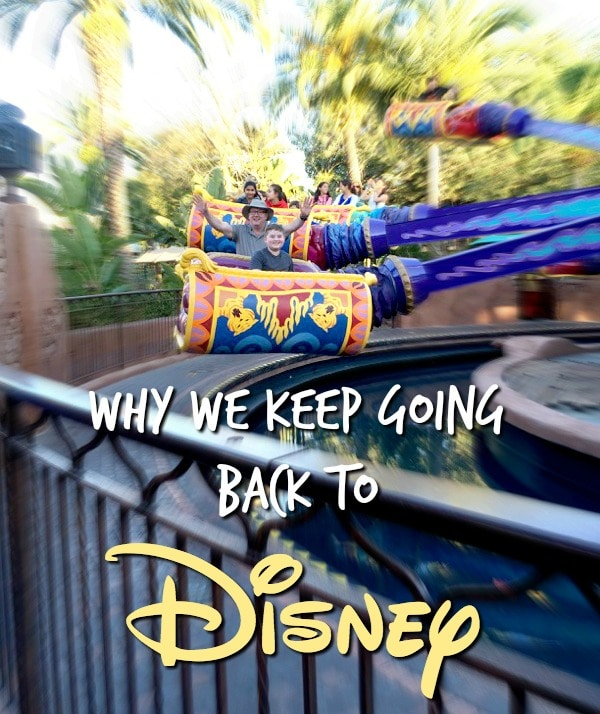 Why We Keep Going Back to Disney