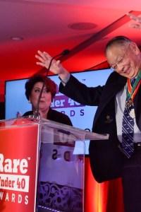 The Power of Rare: The Rare Under 40 Awards