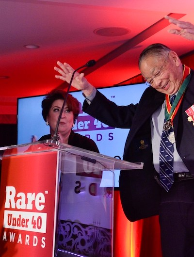 The Power of Rare: The Rare Under 40 Awards
