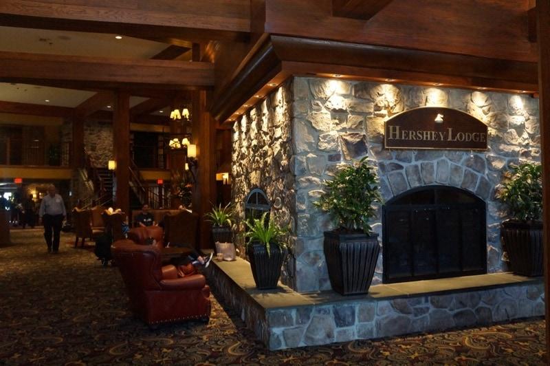 The Hershey Lodge: A Sweet Retreat in Hershey, PA • All ...  Hershey Lodge