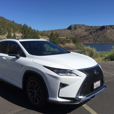 Onroading and Offroading: The Lexus Adventure in Bend Oregon