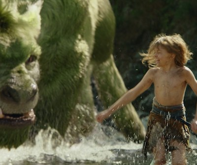 Unexpected nostalgia in the new Pete's Dragon movie