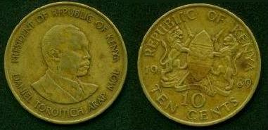 Ten Cent Coin