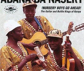 Abana ba Nasery – !Nursery Boys Go Ahead!