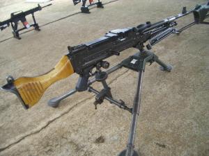 Thompson M192 Machine Gun