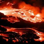 Top Ten Most Active Volcanoes