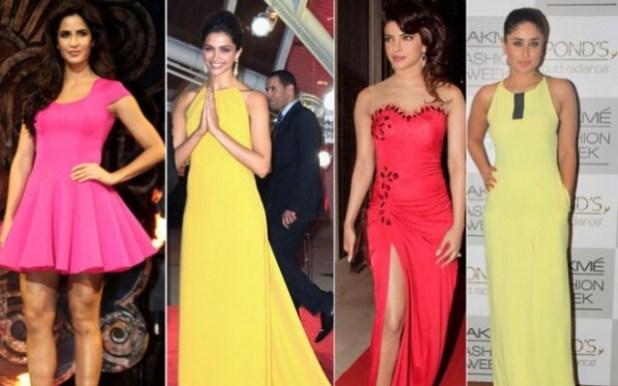 Top Ten Bollywood actresses of 2014
