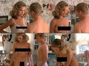 Kelly Preston Nude in 'Mischief'