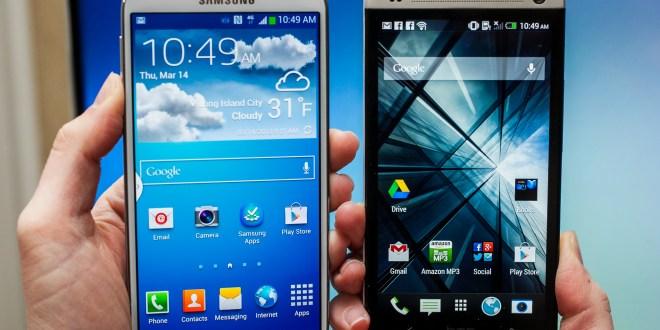 Top Ten Android Smart Phones of 2014