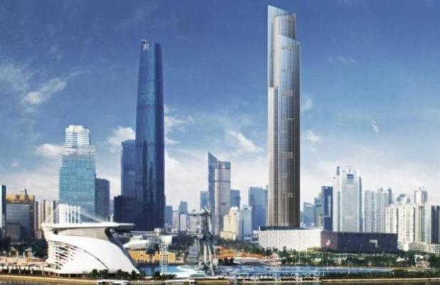 Chow Tai Fook Center (GUANGZHOU, CHINA)
