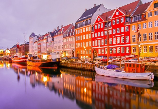 Denmark : Top Ten Safest Countries In The World