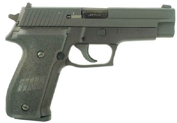 The Sig- Sauer -P226