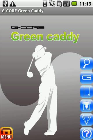 G-CORE Green Caddy Golf Korea ($89.99)