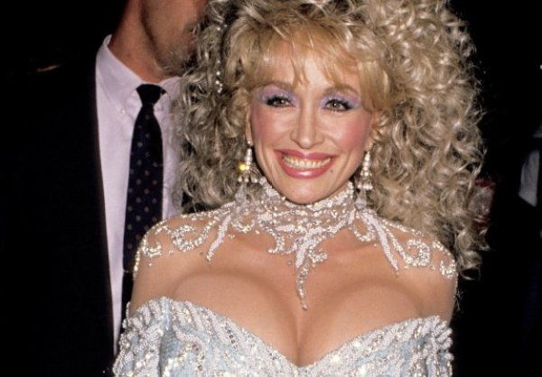 Dolly Parton's Breasts