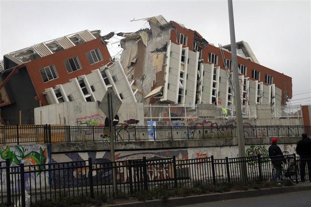 Bio-bio earthquake