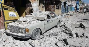 Top 10 Deadliest Earthquakes in The World