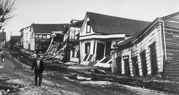 Valdivia Earthquake : Most powerful earthquake in recorded history