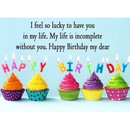 Medium Crop Of Inspirational Birthday Wishes