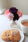 Freshley-Baked-Cookies-Florals-Stock-Photo