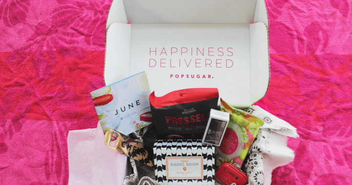 Revealing what goodies are inside the June POPSUGAR Must Have box!