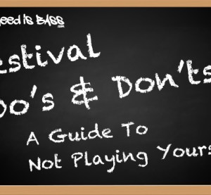 Festial-Do-and-dont