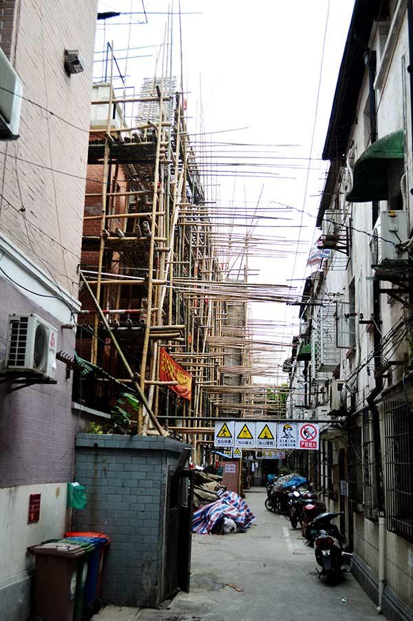 andamios-bambu