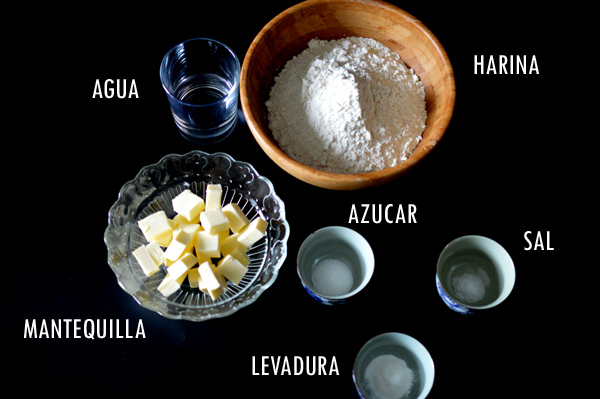 INGREDIENTES-MASA